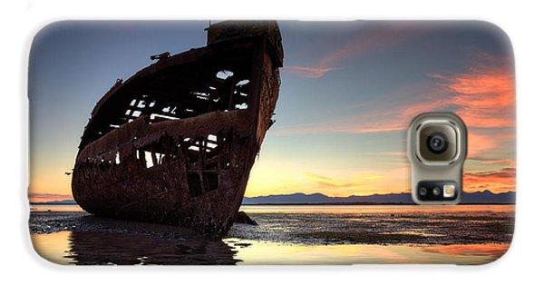 the 'Janie Seddon' Galaxy S6 Case