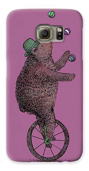 The Juggler Galaxy S6 Case by Eric Fan
