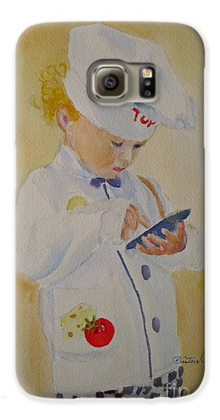 The Little Chef Galaxy S6 Case