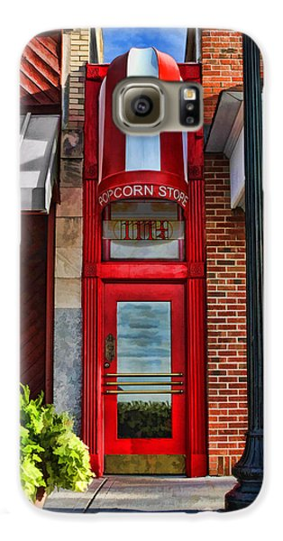 The Little Popcorn Shop In Wheaton Galaxy S6 Case