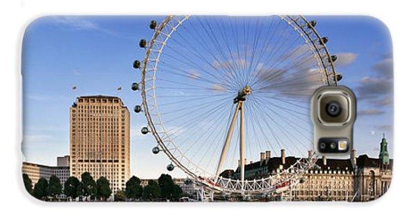 The London Eye Galaxy S6 Case by Rod McLean