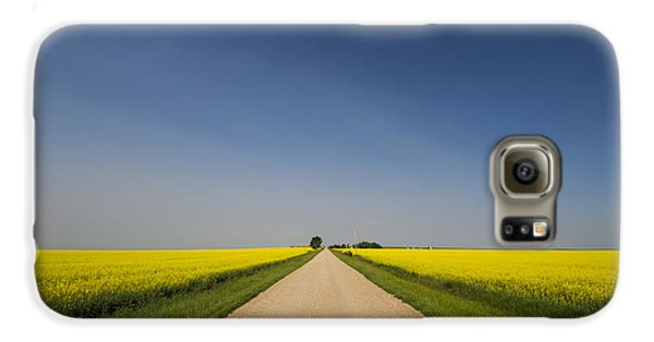 The Long Road Galaxy S6 Case