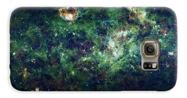 The Milky Way Galaxy S6 Case by Adam Romanowicz
