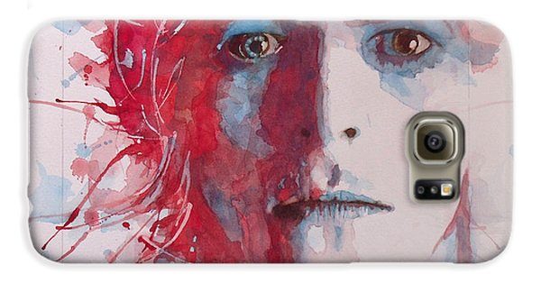 Musicians Galaxy S6 Case - The Prettiest Star by Paul Lovering