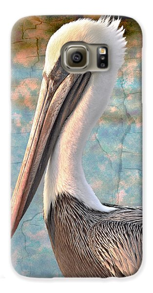 Pelican Galaxy S6 Case - The Prince by Debra and Dave Vanderlaan