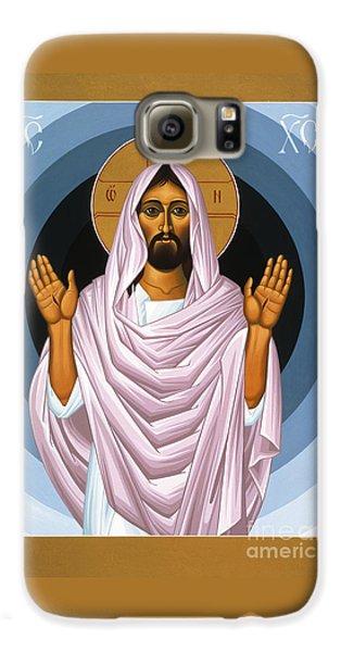 The Risen Christ 014 Galaxy S6 Case