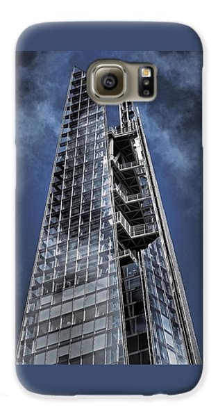 London Galaxy S6 Case - The Shards Of The Shard by Rona Black