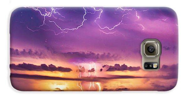 Nebraskasc Galaxy S6 Case - The Sky Was Talking To Me... Part 2 by NebraskaSC