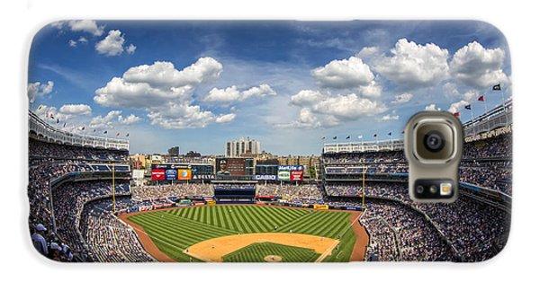 Yankee Stadium Galaxy S6 Case - The Stadium by Rick Berk