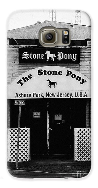 Bruce Springsteen Galaxy S6 Case - The Stone Pony by Colleen Kammerer