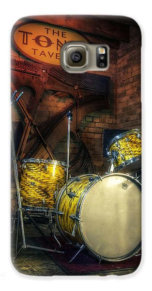 Drum Galaxy S6 Case - The Tonic Tavern by Scott Norris
