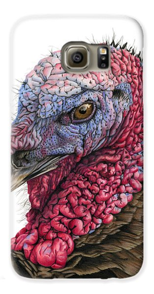 The Turkey Galaxy S6 Case by Sarah Batalka