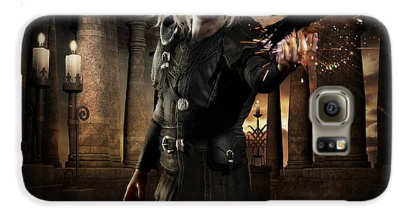 The Warlock Galaxy S6 Case by Shanina Conway