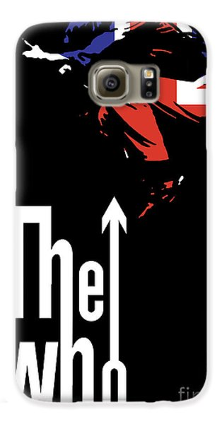 The Who No.01 Galaxy S6 Case