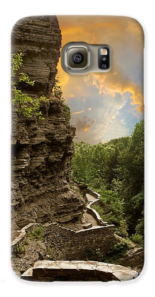 The Winding Trail Galaxy S6 Case
