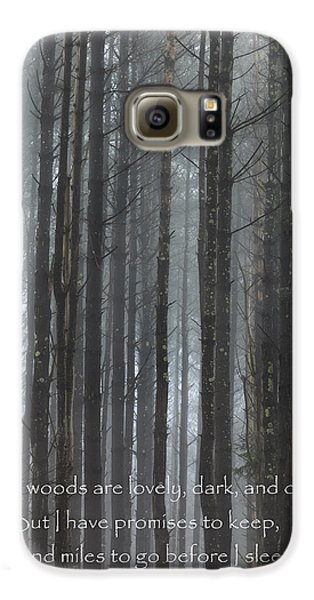 The Woods Galaxy S6 Case