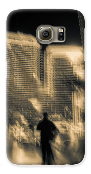 Galaxy S6 Case featuring the photograph The World Is My Oyster by Alex Lapidus