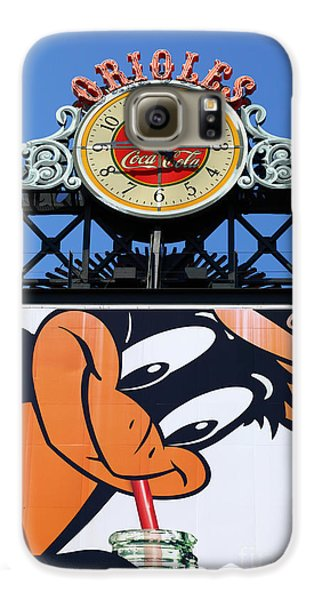 Thirsty Oriole Galaxy S6 Case
