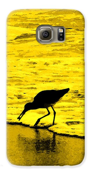 This Beach Belongs To Me Galaxy S6 Case by Ian  MacDonald