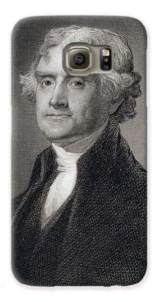 Thomas Jefferson Galaxy S6 Case