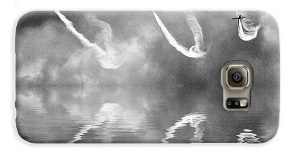 Three Steel Bird Galaxy S6 Case