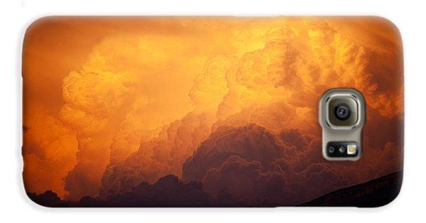 Thunderhead At Sunset Galaxy S6 Case