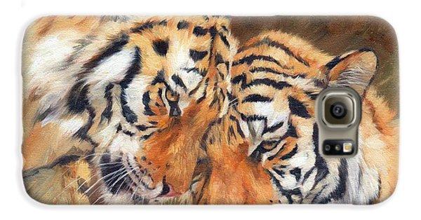Tiger Love Galaxy S6 Case