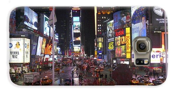 Times Square Galaxy S6 Case