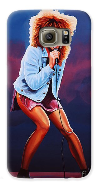 Tina Turner Galaxy S6 Case by Paul Meijering