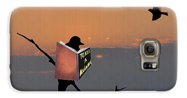To Kill A Mockingbird Galaxy S6 Case by Bill Cannon