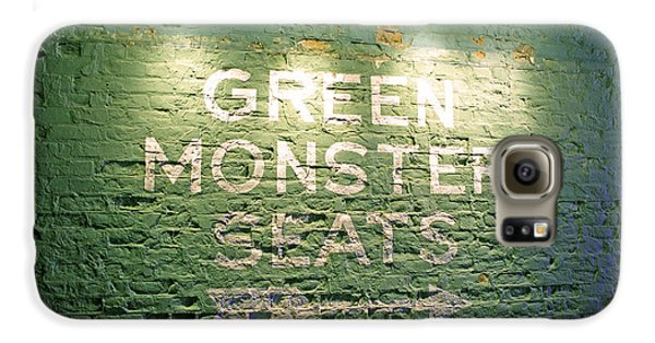 To The Green Monster Seats Galaxy S6 Case