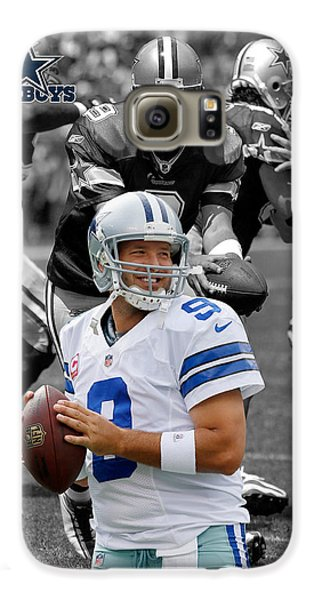 Tony Romo Cowboys Galaxy S6 Case