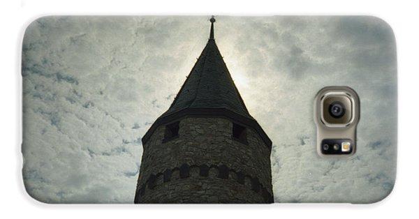 Castle Galaxy S6 Case - Tower  by Juan  Bosco