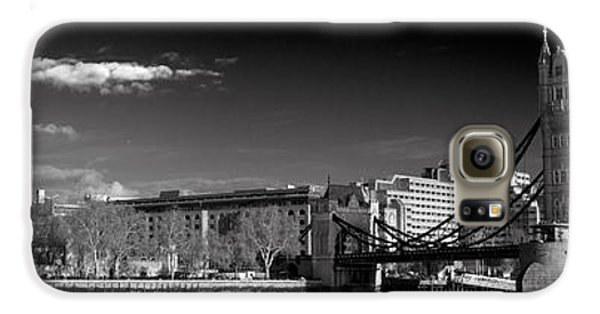Tower Of London And Tower Bridge Galaxy S6 Case