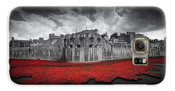 Tower Of London Remembers Galaxy S6 Case by Ian Hufton