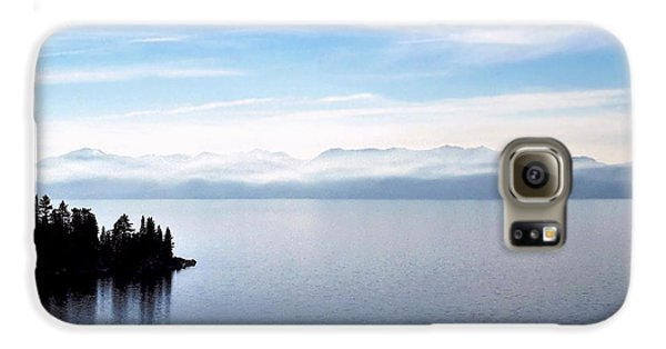 Tranquility - Lake Tahoe Galaxy S6 Case
