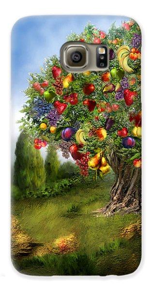Tree Of Abundance Galaxy S6 Case