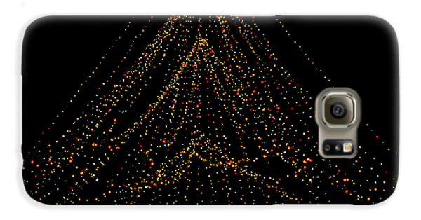 Tree Of Lights Galaxy S6 Case