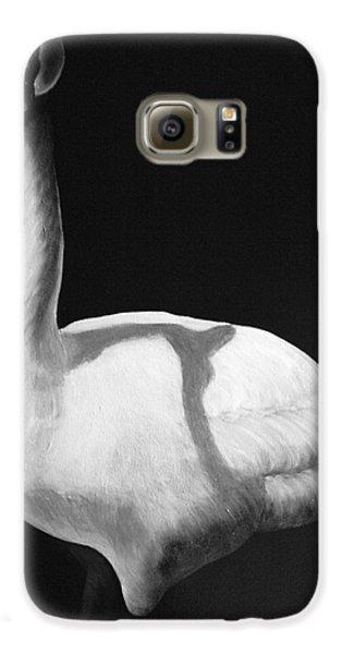Trumpeter Swan Galaxy S6 Case