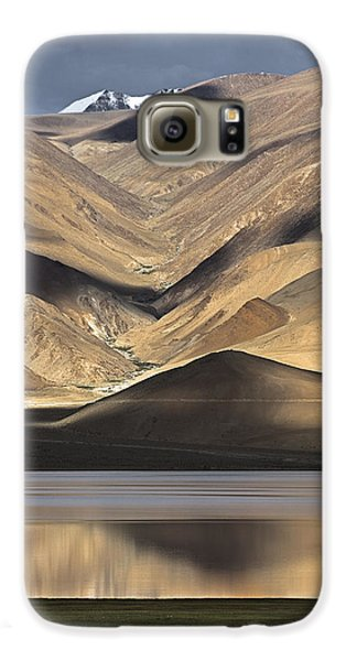 Golden Light Tso Moriri, Karzok, 2006 Galaxy S6 Case