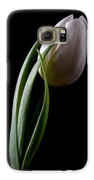 Tulips IIi Galaxy S6 Case by Tom Mc Nemar