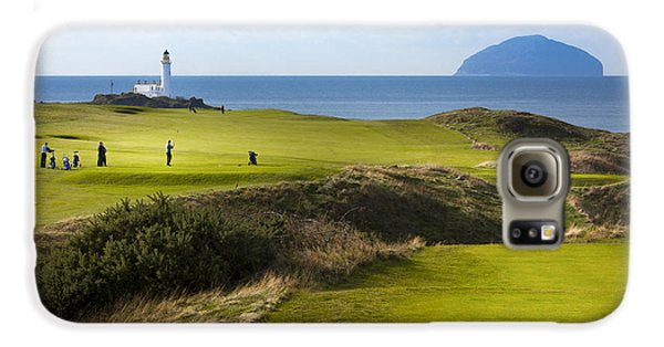 Turnberry Golf Course Prints Galaxy S6 Case