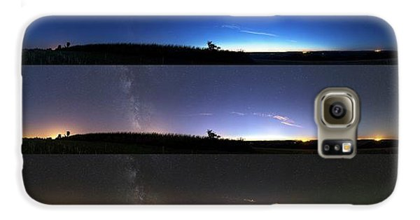 Twilight Sequence Galaxy S6 Case by Laurent Laveder