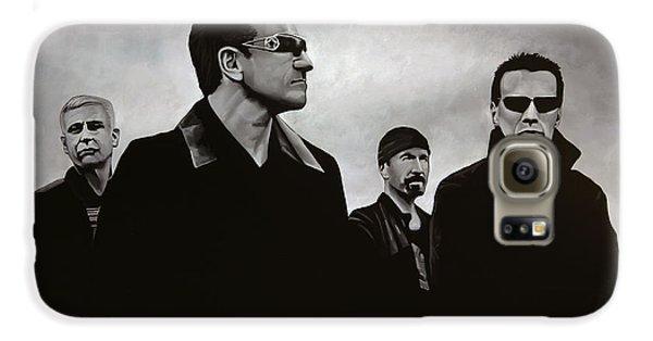 Musicians Galaxy S6 Case - U2 by Paul Meijering