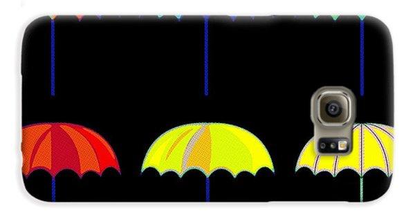 Umbrella Ella Ella Ella Galaxy S6 Case by Florian Rodarte
