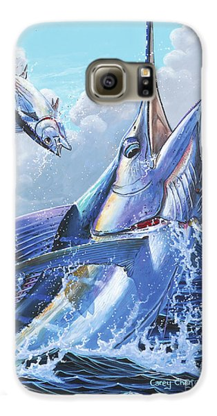 Reef Shark Galaxy S6 Case - Unexpected Off0093 by Carey Chen