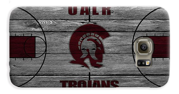 University Of Arkansas At Little Rock Trojans Galaxy S6 Case by Joe Hamilton