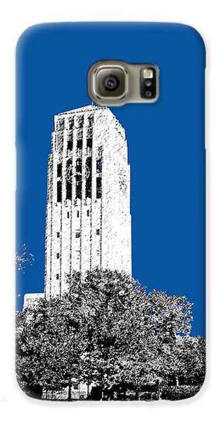 University Of Michigan - Royal Blue Galaxy S6 Case