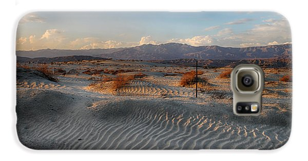 Desert Galaxy S6 Case - Unspoken by Laurie Search