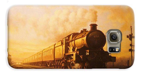 Up Express To Paddington Galaxy S6 Case